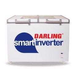 Tủ đông mát inverter 370l dmf-3699wsi-2