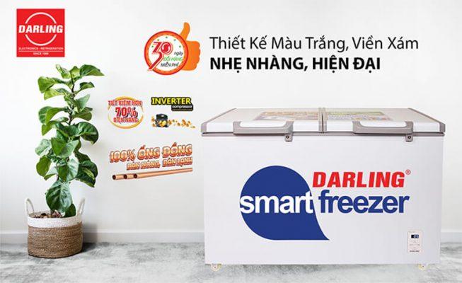 tu dong Darling Smart Freezer gia re