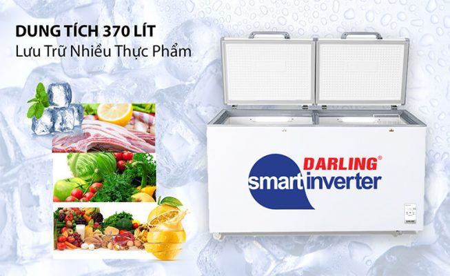 tu dong smart freezer370l